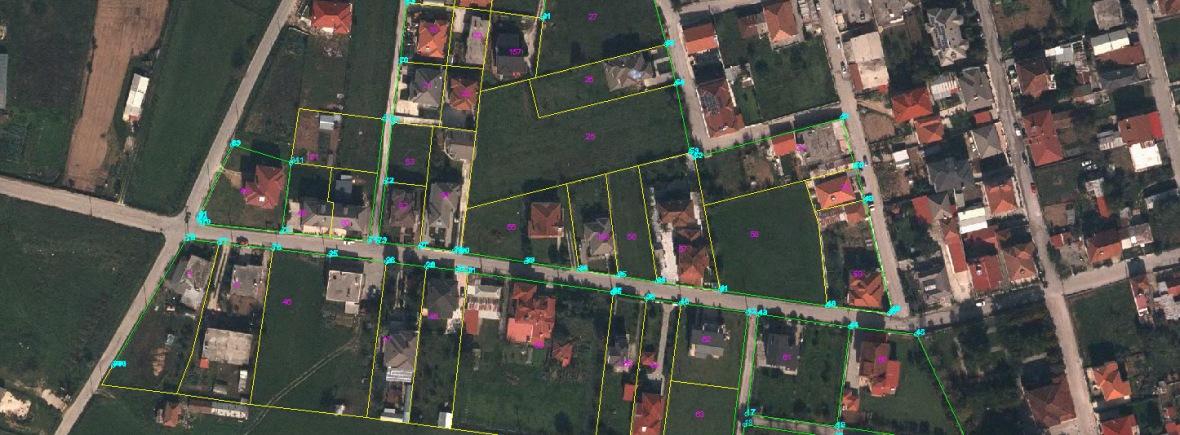 Κτηματογραφηση Νεοκαισάρεια - Ιωάννινα