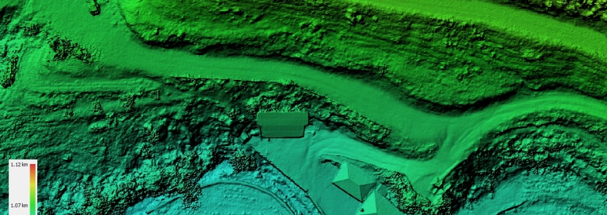 ψηφιακό μοντέλο εδάφους
